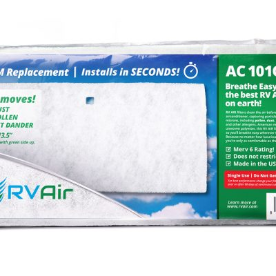 RV Air Filter AC-101G