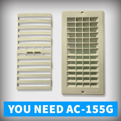 RV Air Filter AC-155G