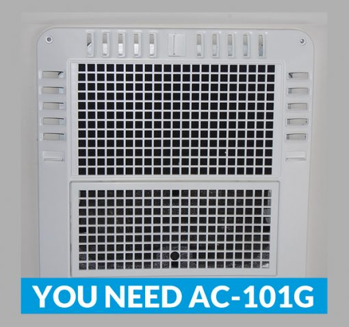RVAir_AC_Filter_101G_Grill_Image