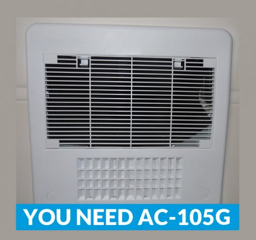 RVAir_AC_Filter_105G_Grill_Image