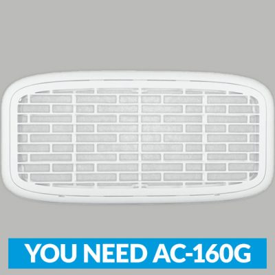 RV Air Filter AC-160G
